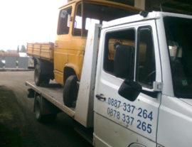 Пътна Помощ - Репатриране на Камион
