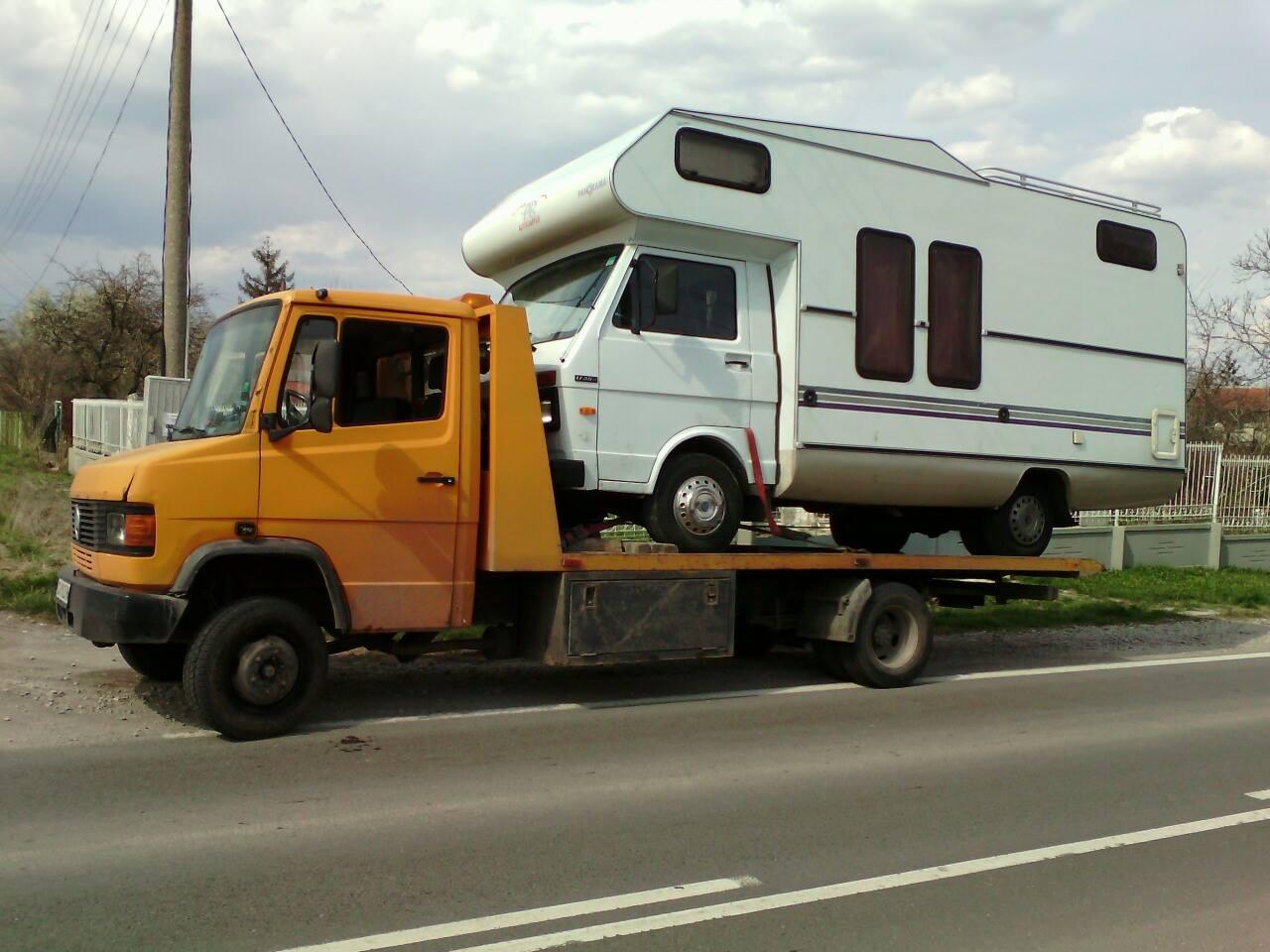 Пътна Помощ - Репатриране на Кемпер