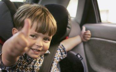 Безопасно пътуване с дете - съвети