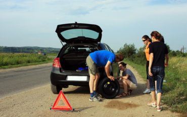 пътна помощ в чужбина