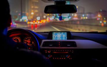 Избягване на шофирането през ношта,